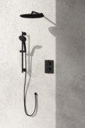 Allure Shower System Black
