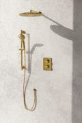 Allure Shower System Gold