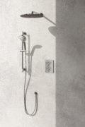 Daphne Shower System Chrome
