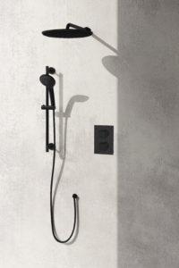 MIA Shower System Black