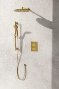 MIA Shower System Gold