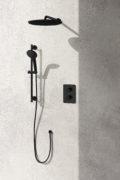 Nexus Shower System Black